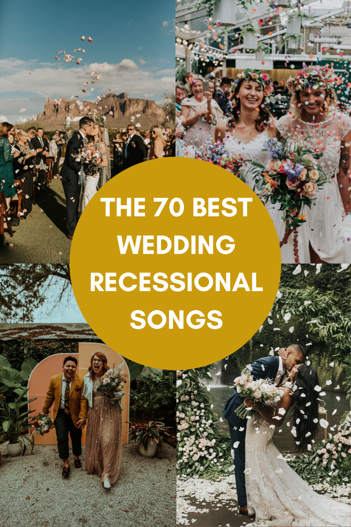 The 70 Best Wedding Recessional Songs Junebug Weddings,Sobieski Vodka Flavors
