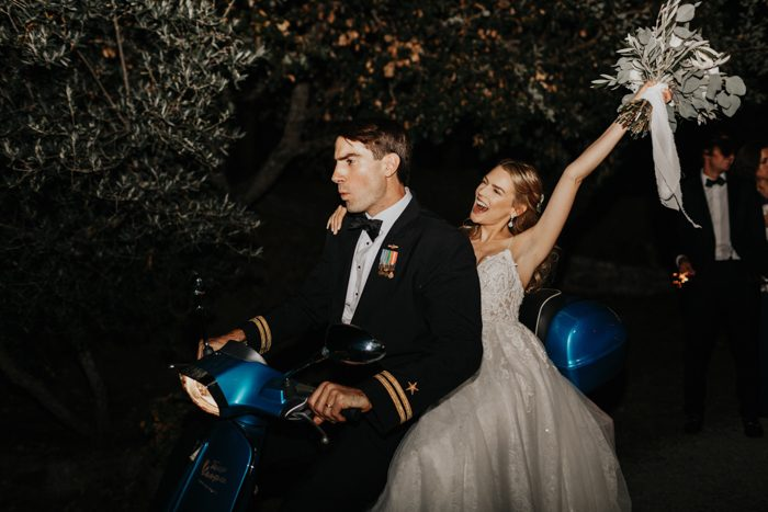 This Breathtaking Tuscany Destination Wedding Is An