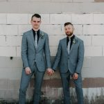 Eclectic DIY Knoxville Wedding at The Standard with a Vintage Twist