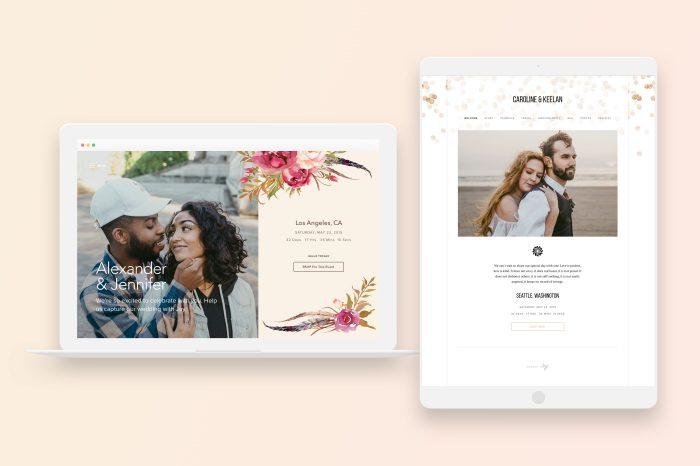 Ready To Make An Amazing Wedding Website