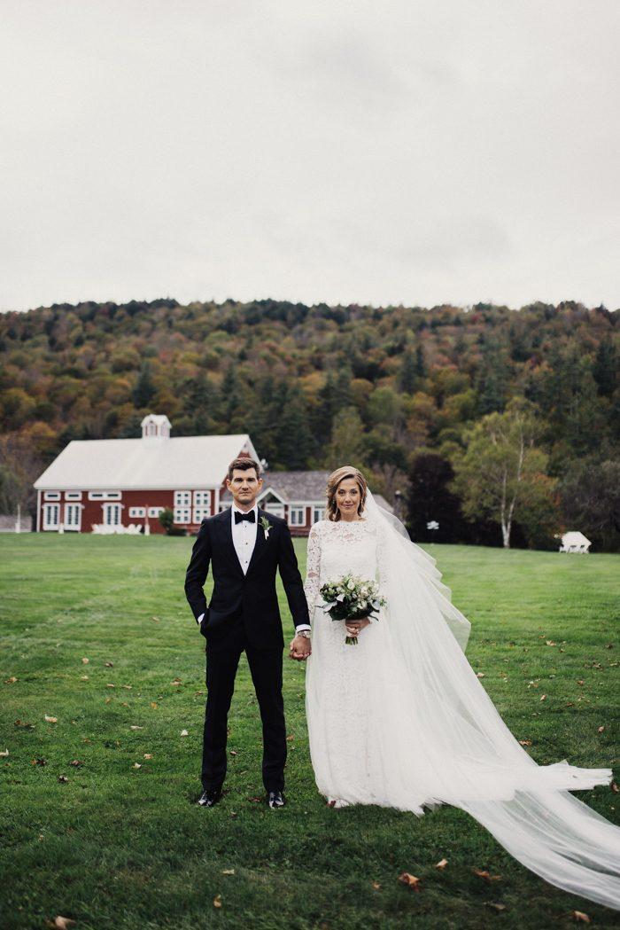 Magical Diy Vermont Wedding At Riverside Farm Junebug