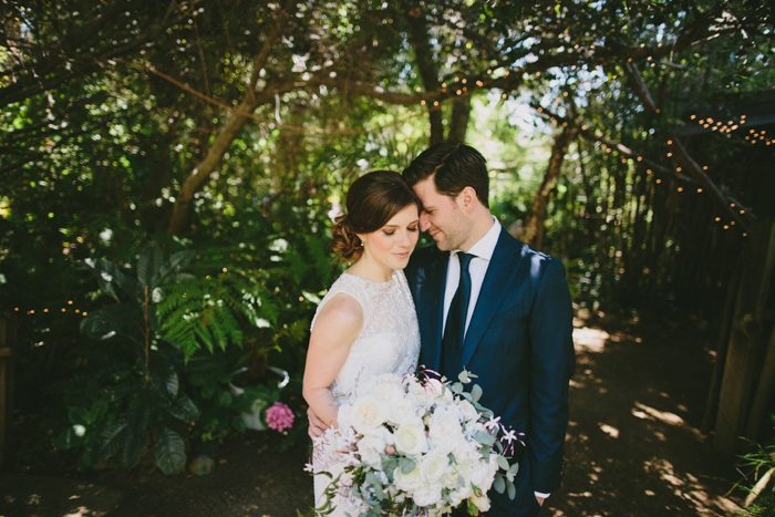 Real weddings wedding blog posts archives junebug weddings by combining their love of nature and their passion for travel nicole and juanjo created the coziest garden celebration at the holly farm junglespirit Images