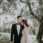 Dreamy Pastel Italy Wedding at Paolo Bonomelli Boutique Olive Farm