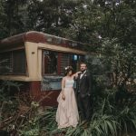 This Intimate Washington Wedding at Sou'wester Lodge was Totally Unconventional