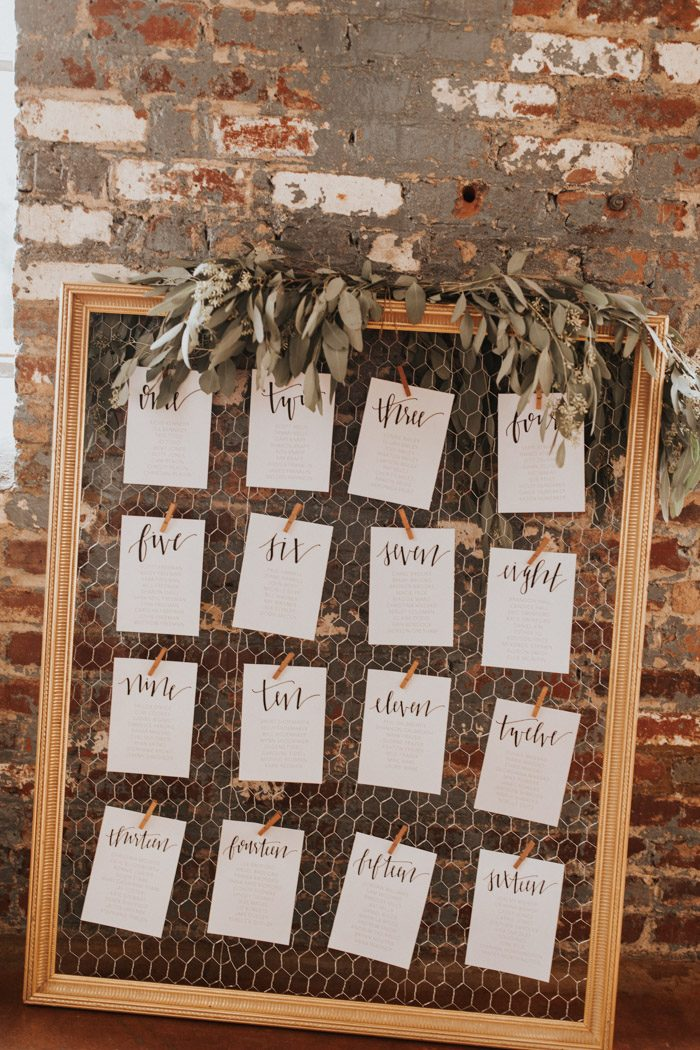 The Engine Room Design: Rustic Vintage Georgia Wedding At The Engine Room