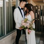 This Wedding at The Pearl Hotel Blends Mid-Century Style with Hawaiian Vibes