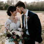 Vintage-Inspired North Carolina Wedding at Windy Hill Farm