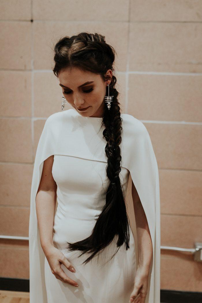 2018 Bridal Hair Trends Junebug Weddings