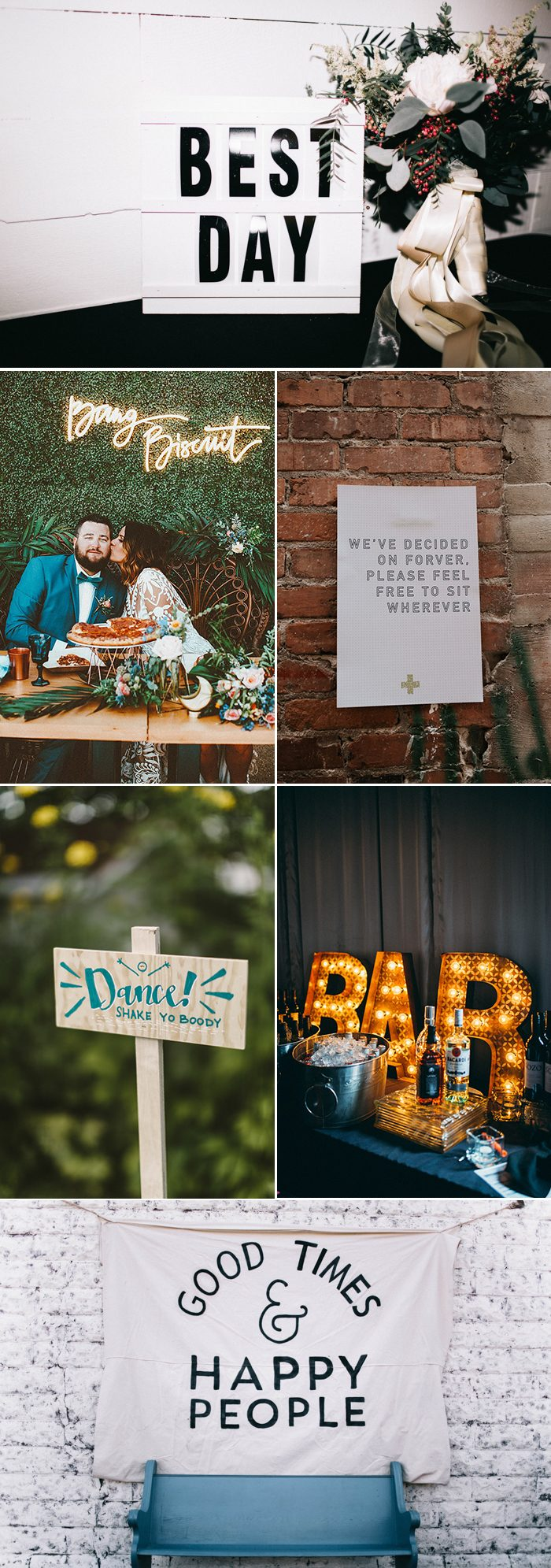 Cool Casual Wedding Ideas for Low-Key Couples | Junebug Weddings