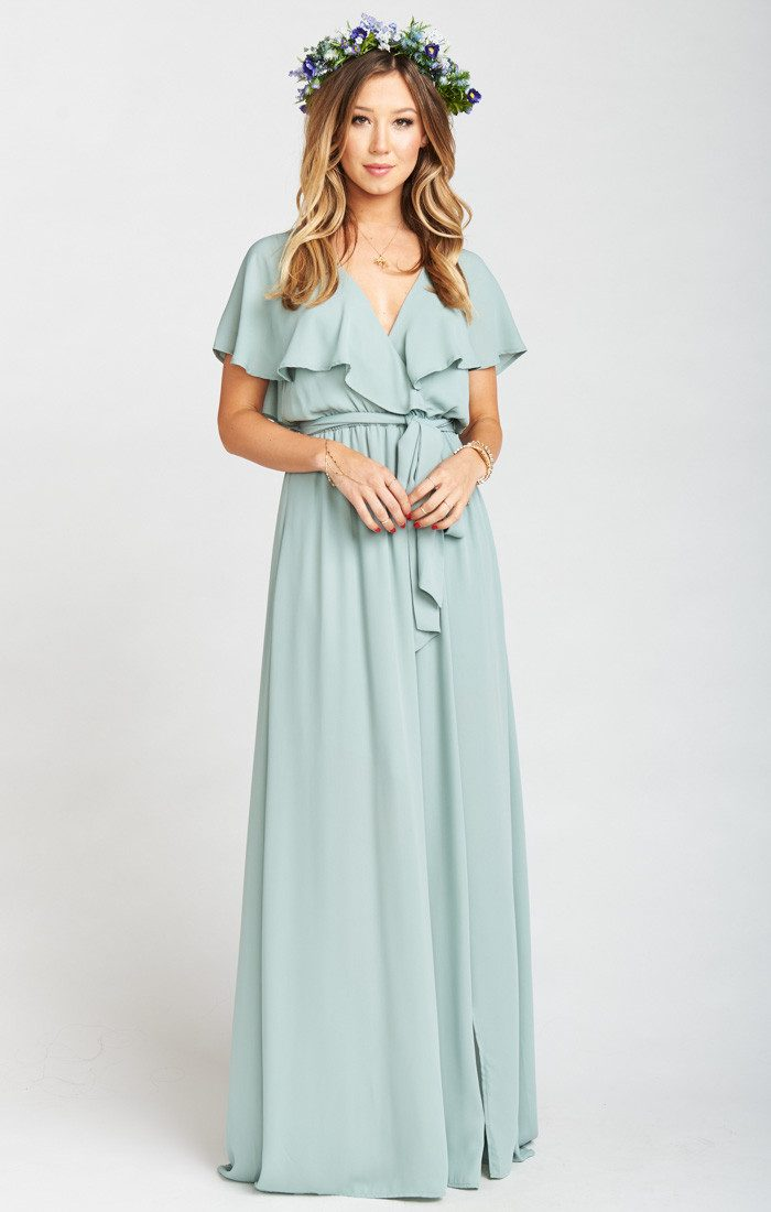 b8705c125594 The Best Places to Buy Bridesmaids Dresses Online | Junebug Weddings