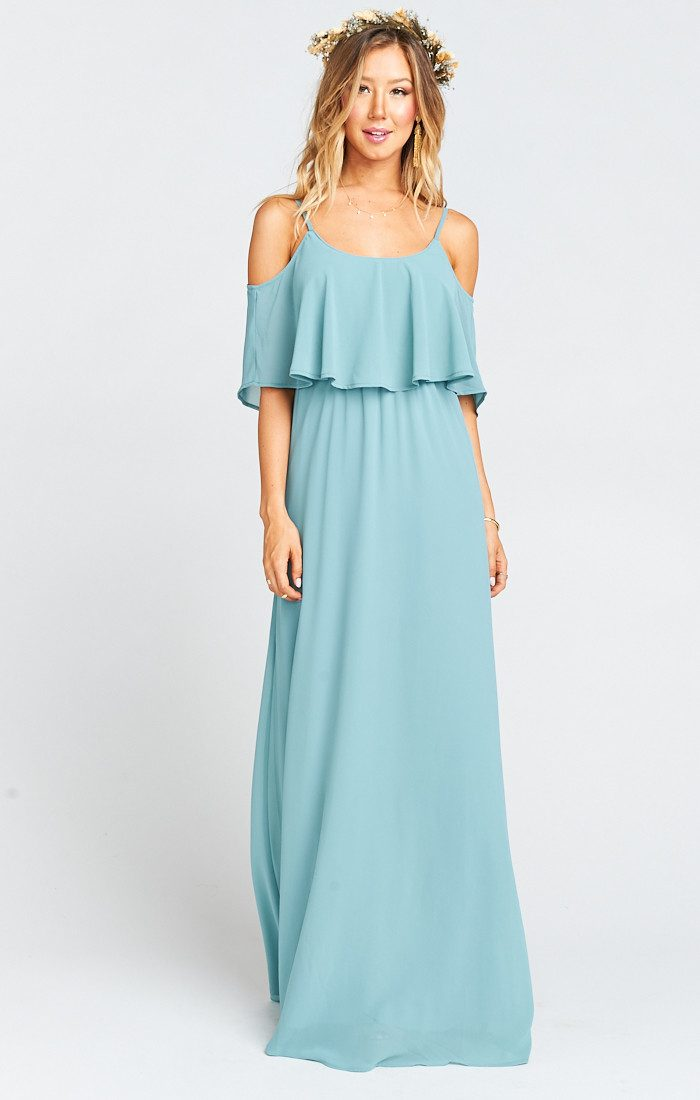 The Best Places to Buy Bridesmaids Dresses Online | Junebug Weddings