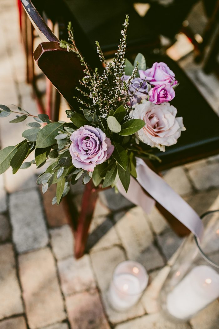 45 Beautiful Wedding Aisle Markers For Your Ceremony Junebug Weddings