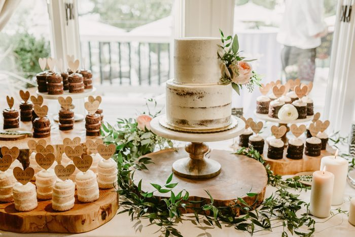 Wedding Cake Table.9 Wedding Dessert Table Ideas To Sweeten Your Reception Decor