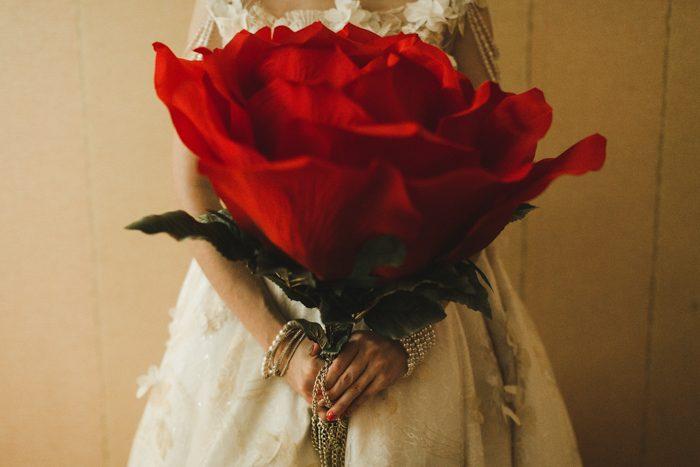 Gigantic Rose