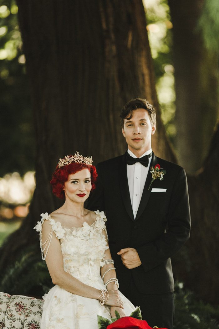 Lindie and Rudy - The Bride and Groom