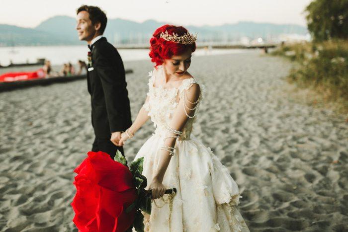 Lindie and Rudy Wedding