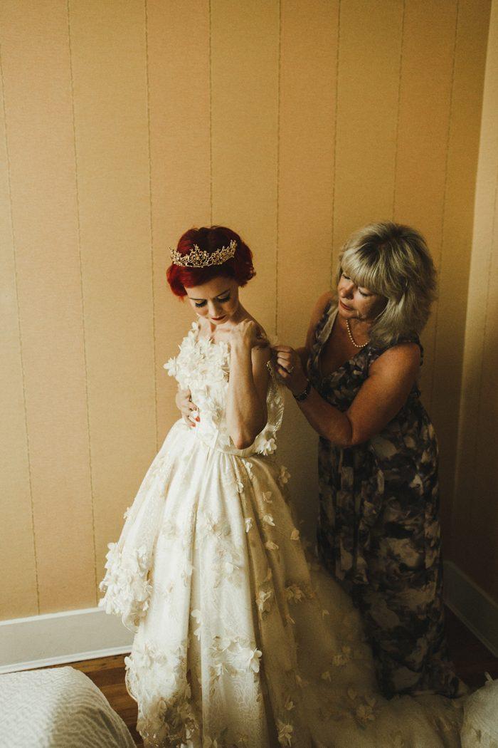 Lindie - Wedding Gown