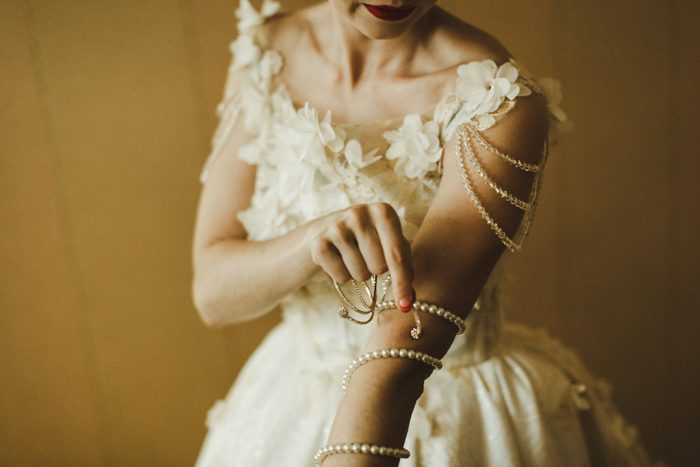 Lindie and Rudy - Wedding Accessories