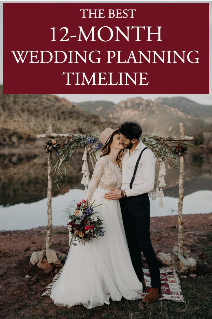 Ideal Wedding Hairstyles And Makeup Ideas For Blondes: The Best 12-Month Wedding Planning Timeline
