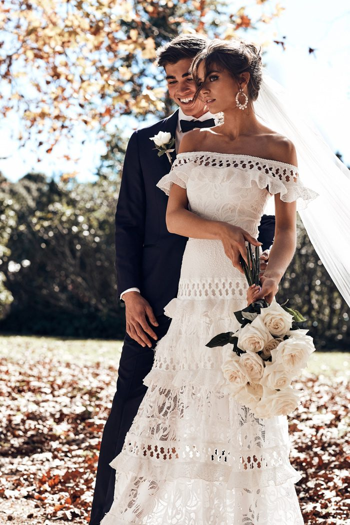 11e8a4c07ff If you believe that your wedding is the perfect time to break tradition and  celebrate being unabashedly yourself