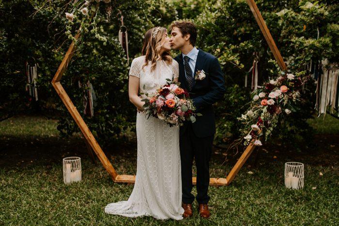 The Ultimate Guide to Planning a Backyard Wedding | Junebug Weddings