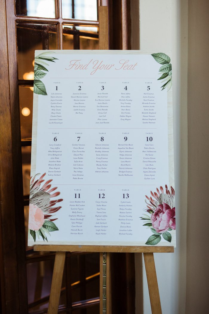 Terrific 60 Wedding Seating Chart Ideas Junebug Weddings Download Free Architecture Designs Crovemadebymaigaardcom