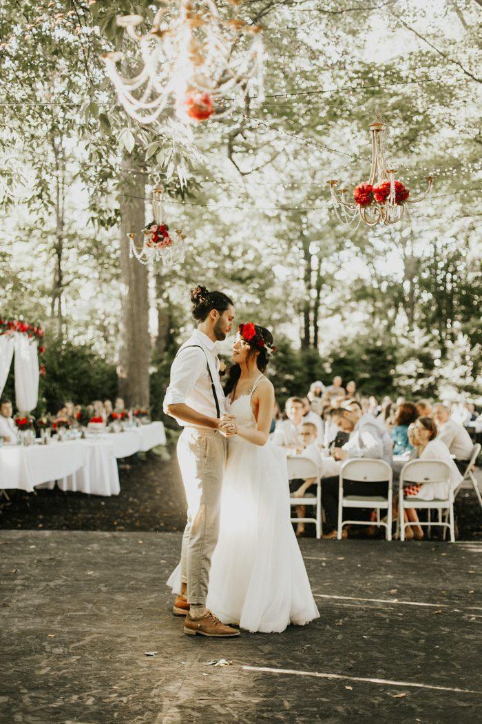 Planning A Backyard Wedding