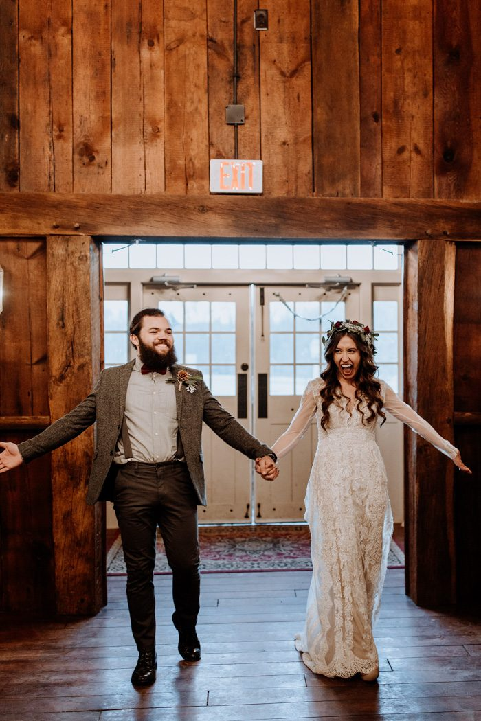 This Couple Filled Brandywine Manor House with Evergreen Details for ...