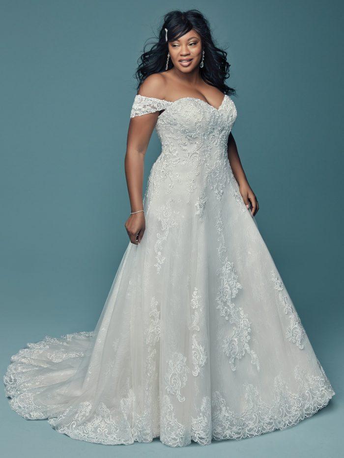 70 Stunning Plus Size Wedding Dresses For 2018 2019 Brides
