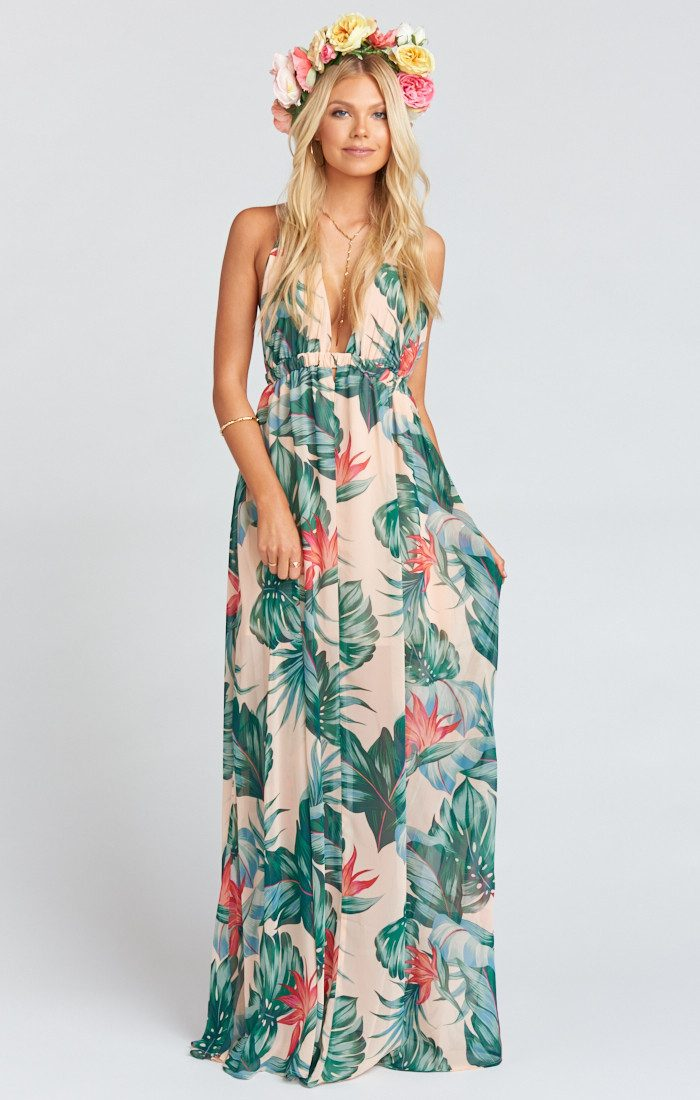 e85c660714e16 $300 Show Me Your Mumu Giveaway | Junebug Weddings