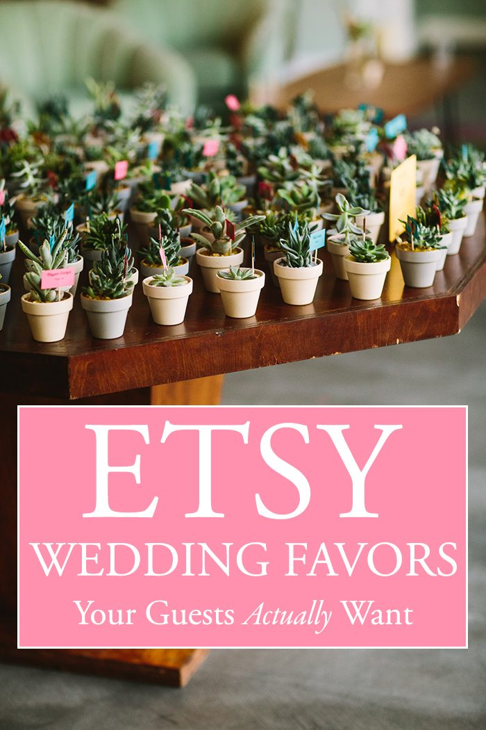 Wedding Reception Gift: $200 Etsy Giveaway!