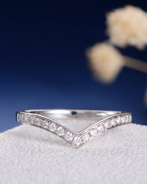 Gorgeous Wedding Bands for Women (Part 1)