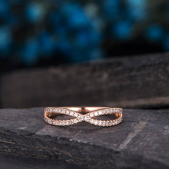 Gorgeous Wedding Bands for Women (Part 2)