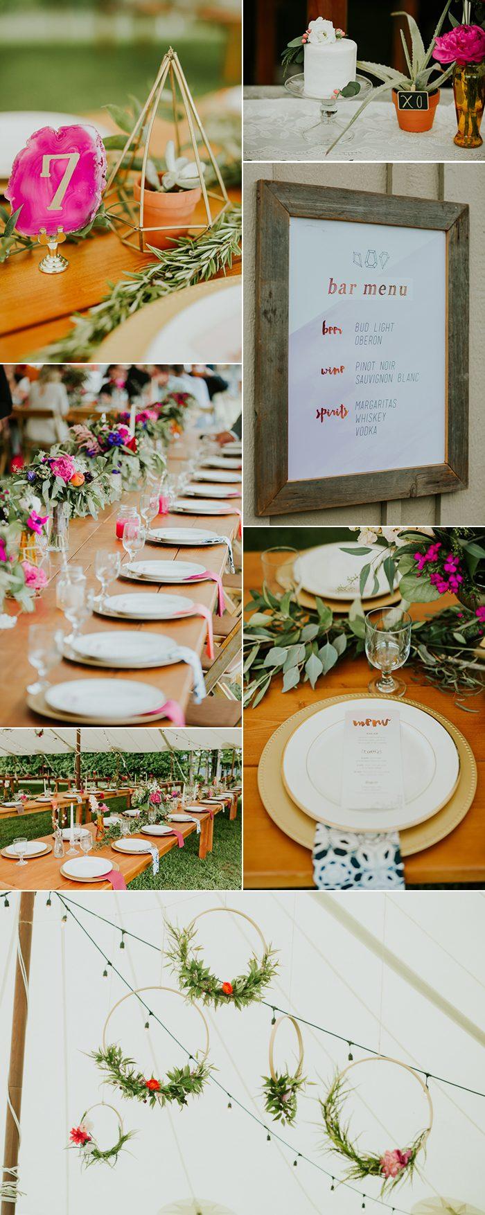 9 Couples Who Nailed Their DIY Weddings | Junebug Weddings
