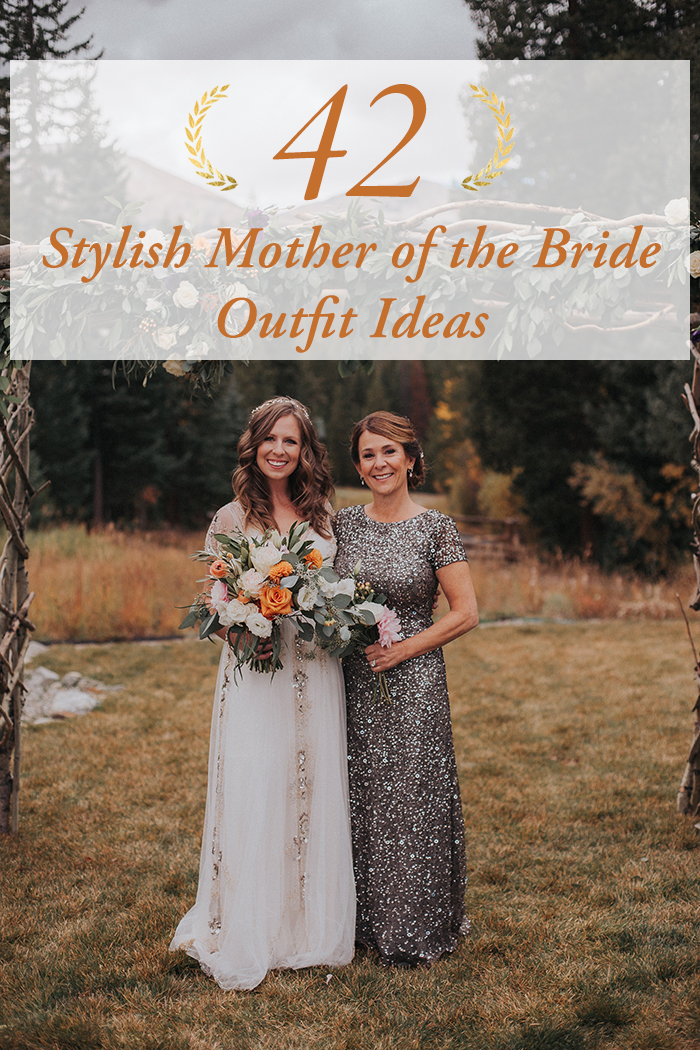 Trendy Mother Of The Bride: 42 Stylish Mother Of The Bride Outfit Ideas