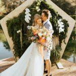 This San Diego Wedding Inspiration Has Us Feeling Summer With Its Fresh, Bold Color Palette and Laid Back Vibe