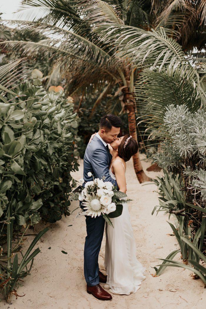 Sophisticated Tropical 20-Guest Wedding at Sanara Tulum
