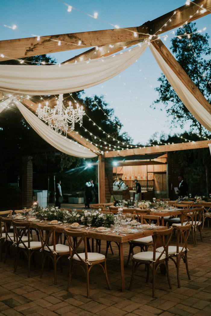 Stylish And Stunning Valle De Guadalupe Wedding At Rancho L 86 Junebug Weddings