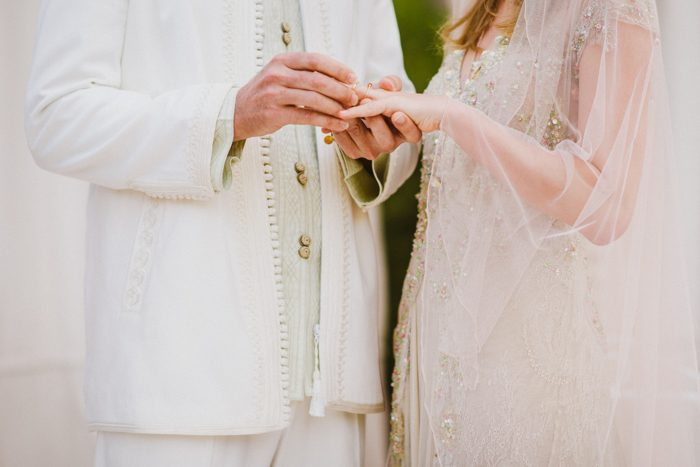 This Beldi Country Club Wedding In Marrakech Looks Like A Bohemian