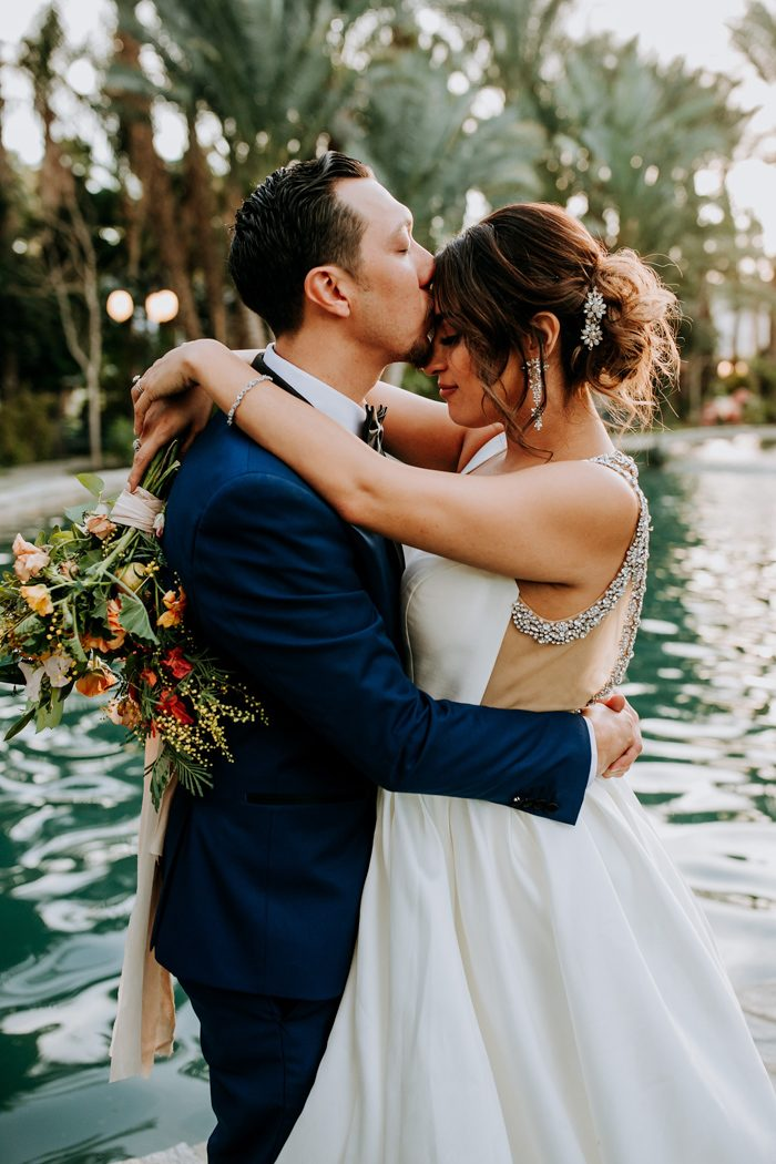 This Couple Made Sure Their Mexican Inspired Wedding At Empire Polo