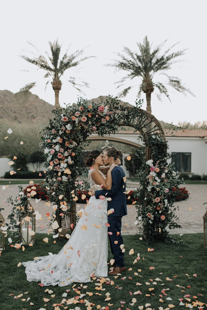 Ideas for LUXURIANT FLORAL  Wedding Ceremony Arches