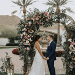 This Lush Romantic Scottsdale Wedding was Like a Desert Garden Party