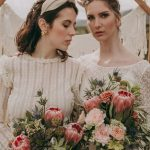 Two Brides Means Twice the Stellar Spanish Style in This El Bosquecito Wedding Inspiration Shoot
