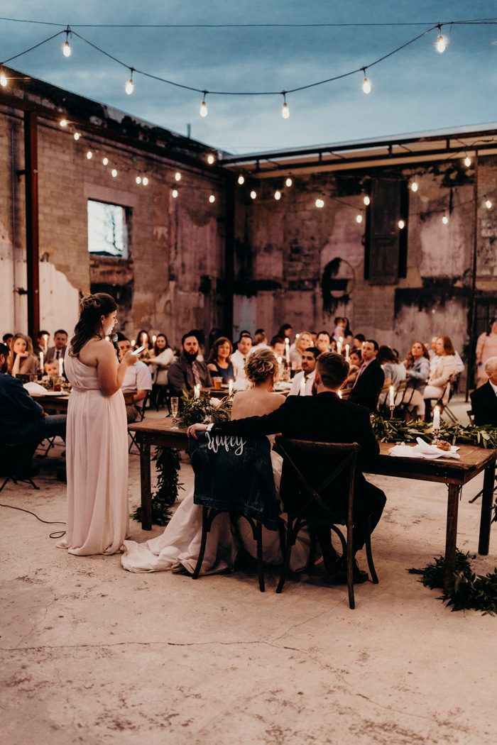 The Ultimate Guide To Wedding Speeches And Toasts Junebug Weddings
