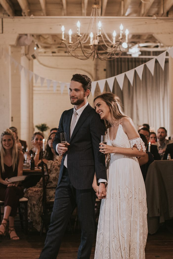 The Ultimate Guide to Wedding Speeches and Toasts | Junebug