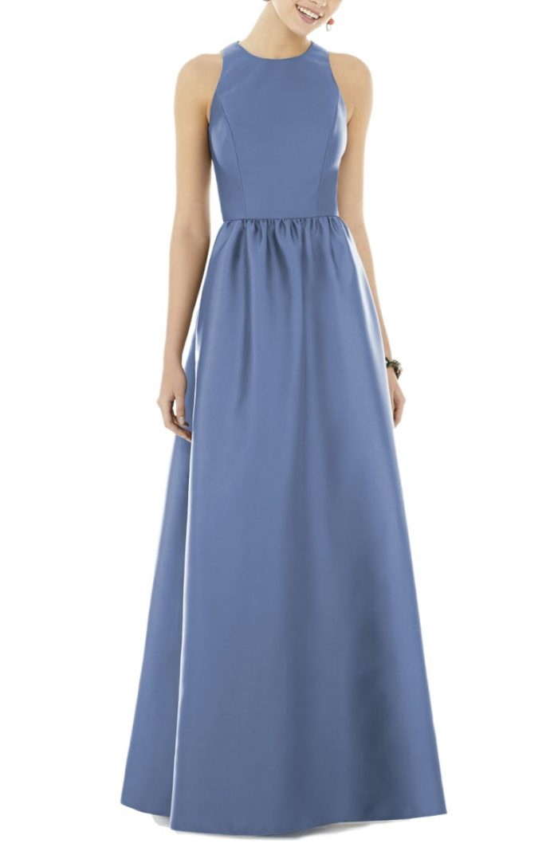 947275bb6f2d Blue Bridesmaid Dresses in Every Shade | Junebug Weddings