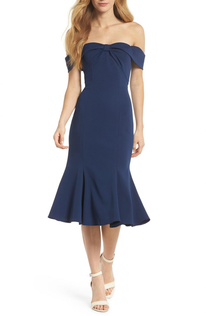 Blue Bridesmaid Dresses in Every Shade | Junebug Weddings
