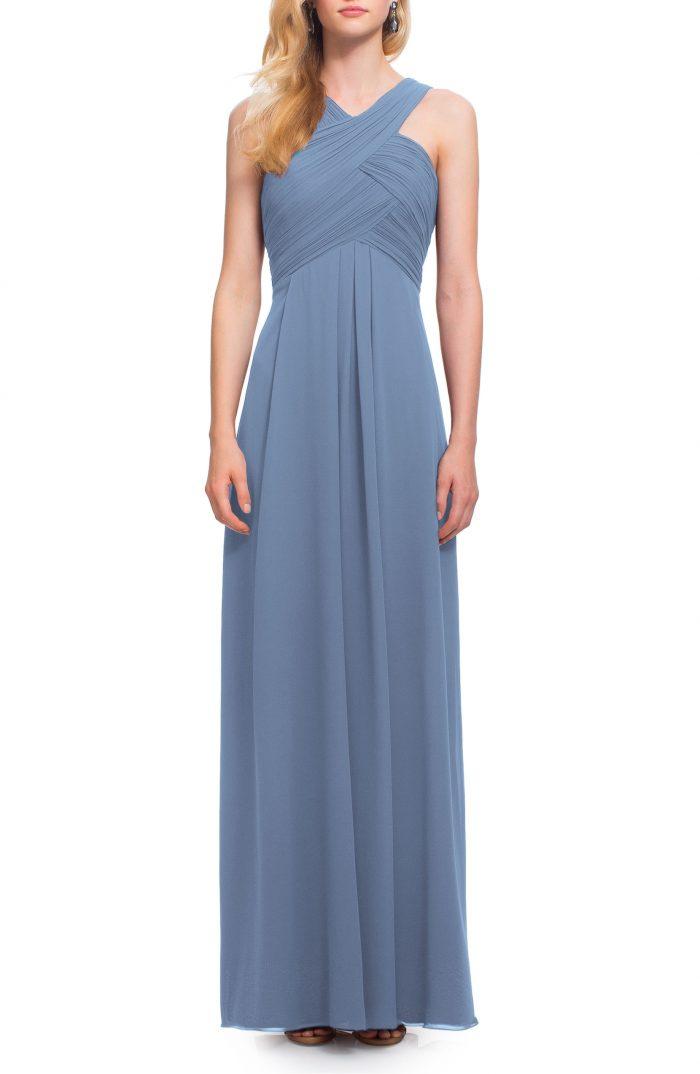 b3f942d44b47 Blue Bridesmaid Dresses in Every Shade   Junebug Weddings