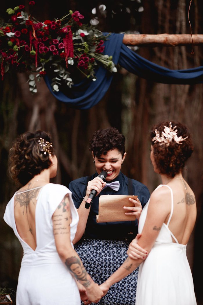12 Romantic Love Poems To Read At Your Wedding Ceremony