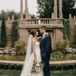 Ipswich Garden Wedding at The Crane Estate in Gorgeous Neutral Tones